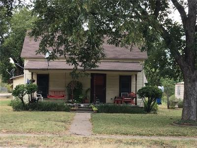 Eastland County Single Family Home For Sale: 210 S Main Street
