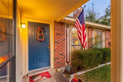 Forney Single Family Home For Sale: 420 Redbud Drive