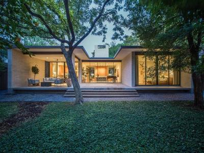 Dallas County Single Family Home For Sale: 4603 Bluffview Boulevard