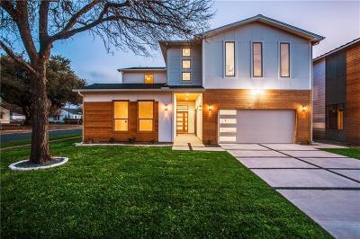 Dallas Single Family Home For Sale: 4826 Hopkins Avenue