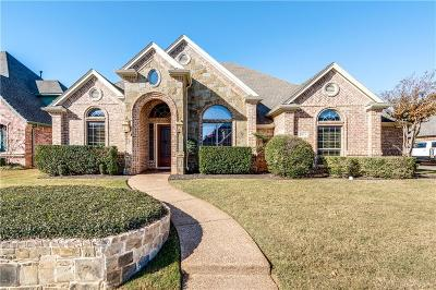 North Richland Hills Single Family Home For Sale: 7913 Country Oak Drive