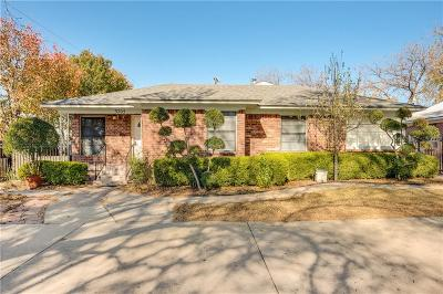 Single Family Home For Sale: 3705 Seguin Drive