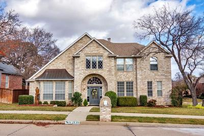 Keller Single Family Home For Sale: 1939 Eagle Pass