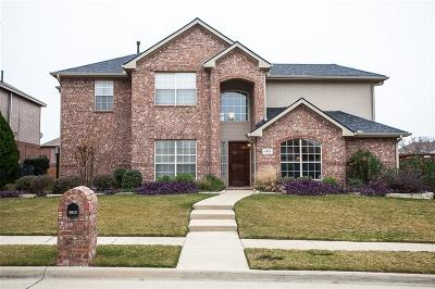 Frisco Single Family Home For Sale: 7613 Belcrest Drive