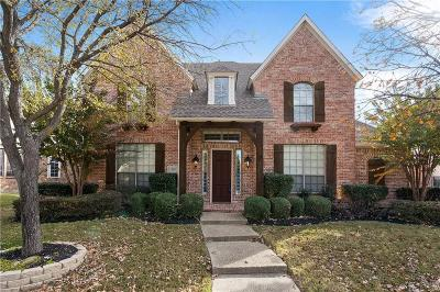 Allen Single Family Home For Sale: 1108 Copperas Cove Court