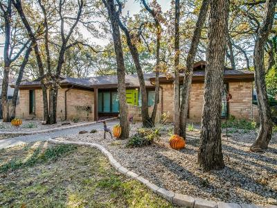 Hurst Single Family Home Active Option Contract: 705 W Pleasantview Drive