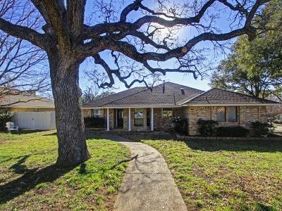Grapevine Single Family Home For Sale: 2825 Roundup Trail