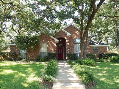 Keller Single Family Home Active Option Contract: 1382 Sweetgum Circle