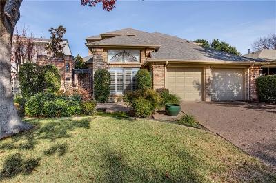 Dallas Single Family Home For Sale: 16717 Village Lane