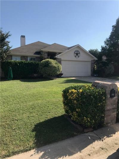 Royse City TX Single Family Home Sold: $189,000