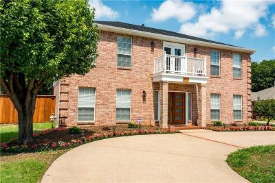 Dallas Single Family Home For Sale: 18519 Crownover Court
