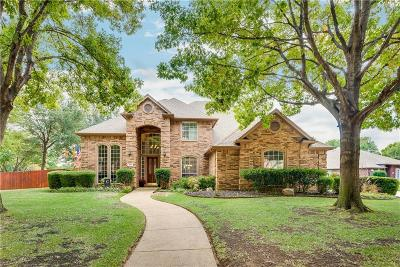 Southlake Single Family Home Active Option Contract: 1401 Wedgewood Court