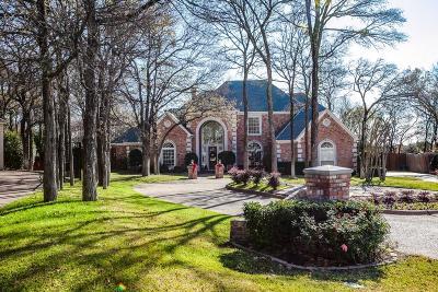Flower Mound Single Family Home For Sale: 2608 Park Ridge Road