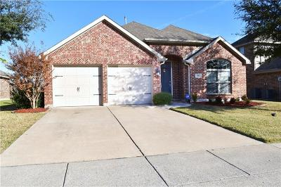 Rowlett Single Family Home Active Option Contract