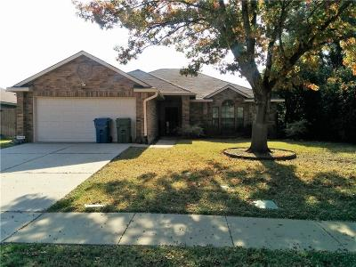 Flower Mound Single Family Home For Sale: 1213 Coker Drive