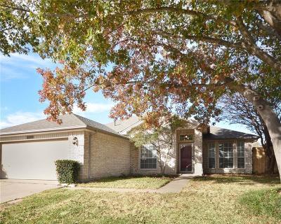 Arlington TX Single Family Home For Sale: $205,000