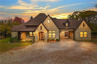 Granbury Single Family Home For Sale: 6501 Sonora Drive