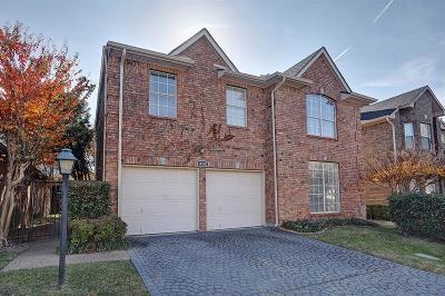 Dallas Single Family Home For Sale: 4352 N Capistrano Drive
