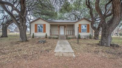Willow Park Single Family Home Active Option Contract: 316 Ranch House Road
