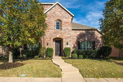 Allen Single Family Home For Sale: 808 Panther Lane