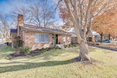 Fort Worth Single Family Home For Sale: 2733 Ryan Place Drive