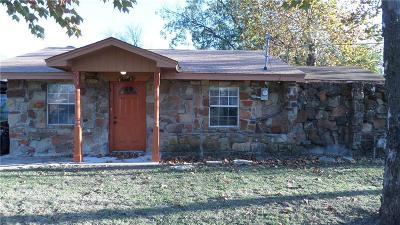 Cleburne Single Family Home Active Option Contract: 703 W Lone Star Avenue