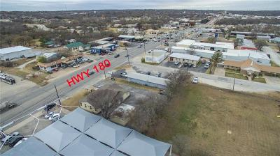 Weatherford Commercial For Sale: 1005 Fort Worth Highway