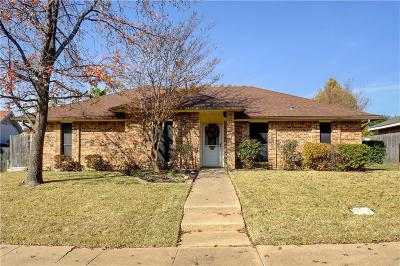 Flower Mound Single Family Home Active Option Contract: 916 Hillside Lane
