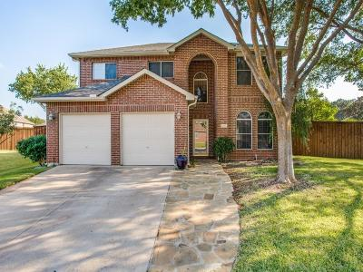 Flower Mound Single Family Home For Sale: 5236 Timberland Parkway