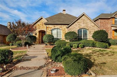 Lewisville Single Family Home For Sale: 806 Stony Passage Lane