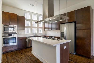 Dallas Townhouse For Sale: 4612 Steel Street