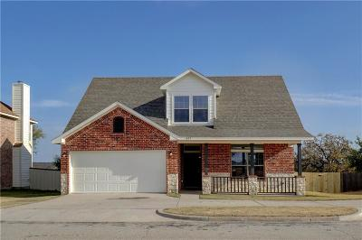 Mineral Wells Single Family Home For Sale: 604 Holiday Hills Drive
