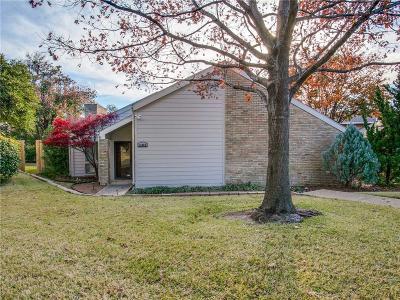 Dallas Single Family Home For Sale: 16804 Davenport Court