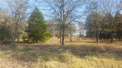 Wills Point Residential Lots & Land For Sale: 2132 Canyon Lake Road