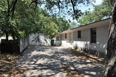 Stephenville Single Family Home For Sale: 1255 W Mc Neill Street