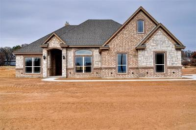 Springtown Single Family Home For Sale: 109 Lucy Kirk Lane