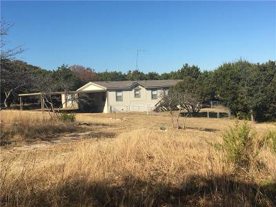 Erath County Single Family Home For Sale: 26845 Fm 205