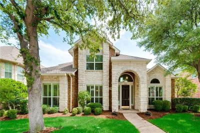 Coppell Single Family Home For Sale: 622 Lake Park Drive