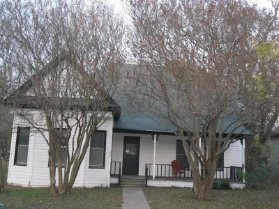 Hubbard Single Family Home For Sale: 606 N Cypress Avenue