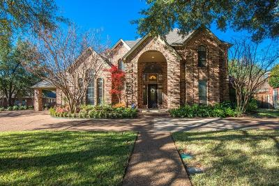 Colleyville Single Family Home For Sale: 2908 Scarborough Lane W