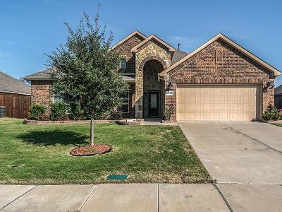 Forney Single Family Home For Sale: 1115 Leafy Glade Road