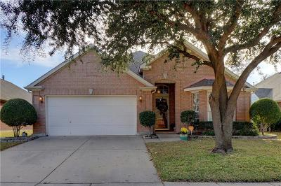 Fort Worth Single Family Home Active Option Contract: 5759 Gleneagles Circle