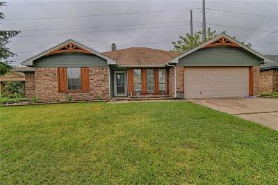 Keller Single Family Home Active Option Contract: 736 California Trail