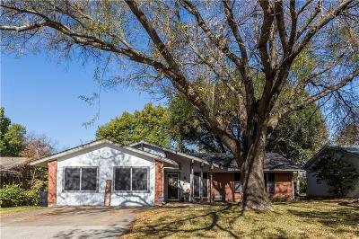 Ennis Single Family Home For Sale: 814 Casa Linda Street