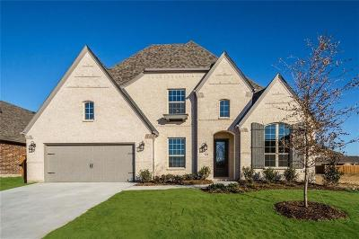 Fort Worth Single Family Home For Sale: 9708 Drovers View