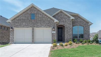 Aubrey Single Family Home For Sale: 5125 Ember Place