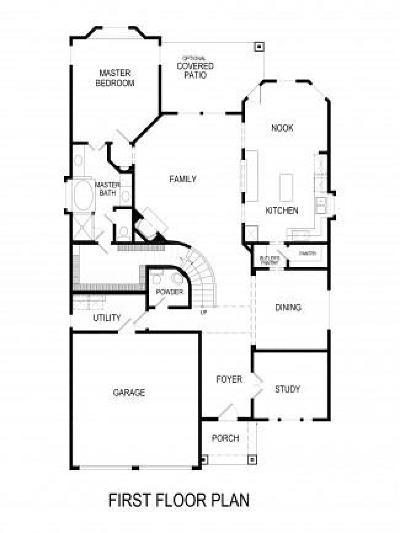 Prosper Single Family Home For Sale: 260 St. Mark Lane
