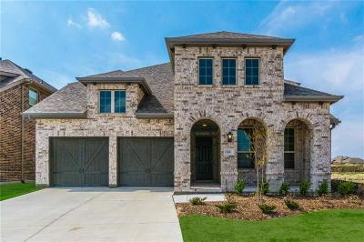 Aledo Single Family Home For Sale: 624 Ardath