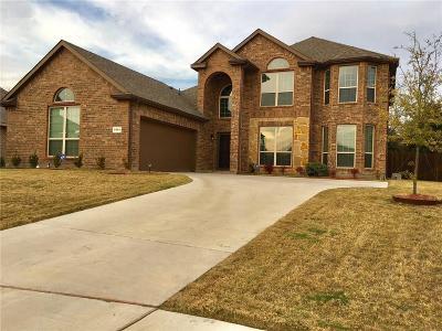 Glenn Heights Single Family Home For Sale: 1001 Wellington Drive