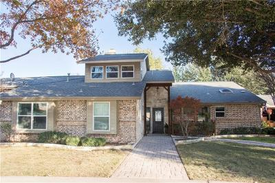 Flower Mound Single Family Home Active Kick Out: 3216 Ridgecrest Drive